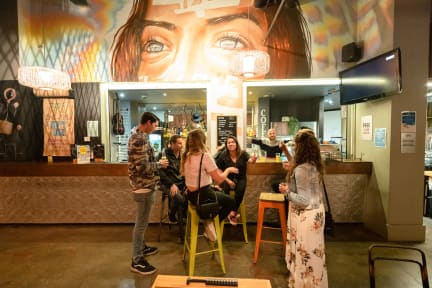 Photos of Melbourne Central YHA