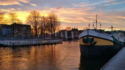 Kuvia paikasta: Amsterdam Hotelboat