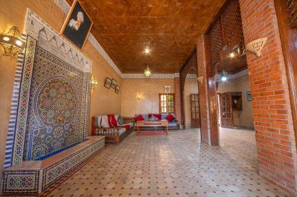 Foton av Zaghro Hotel