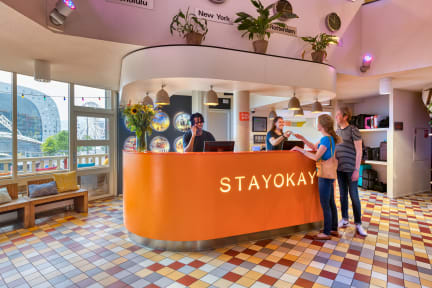 Photos of Stayokay Rotterdam Cube Hostel