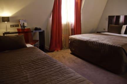 Zdjęcia nagrodzone Hotel Le Rocroy **** Gare du Nord