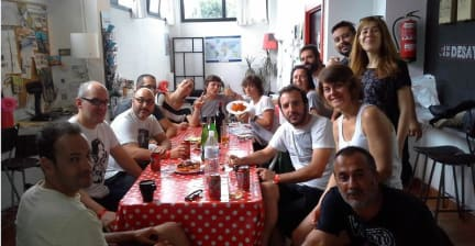Foto di Bilbao Akelarre Hostel
