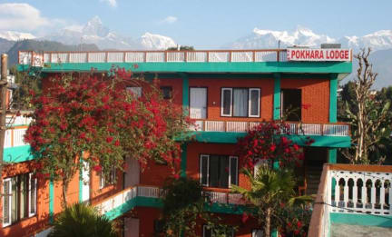 New Pokhara Lodge의 사진