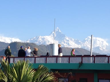 New Pokhara Lodgeの写真