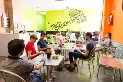 Fotky Youth Station Hostel - Rome -