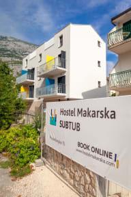 Zdjęcia nagrodzone Hostel Makarska