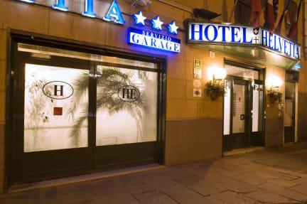 Foton av Hotel Helvetia-Genoa