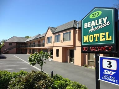 Foton av Bealey Avenue Motel