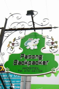 Fotky Patong Backpacker Hostel
