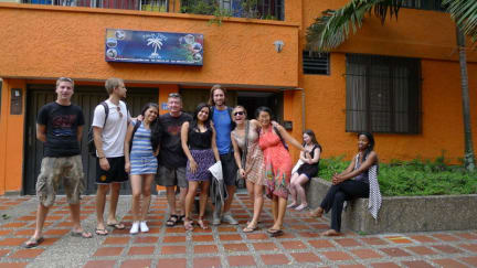 Photos of Palm Tree Hostel Medellin