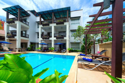 Krabi Apartment Hotel照片