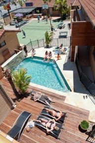 Foton av Surfers Paradise Backpackers Resort