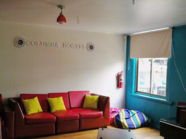 Fotos von Columba Hostel