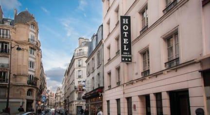 Foton av Hôtel des Deux Avenues