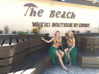 THE BEACH waikiki boutique hostel by IH tesisinden Fotoğraflar