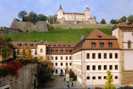 Bilder av Jugendherberge Würzburg