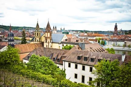 Kuvia paikasta: Jugendherberge Würzburg