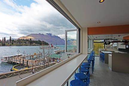 Fotky Absoloot Hostel Queenstown