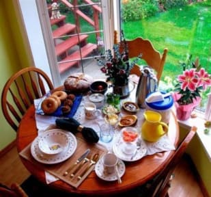 Foto di The Grateful Bed & Breakfast