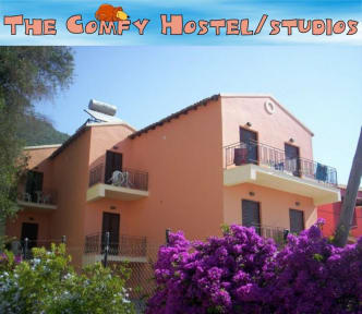 Foto's van The Comfy Hostel/Studios