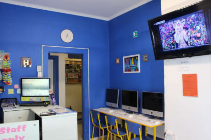 Foto di CroParadise Pink & Blue Hostel