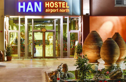 Foto di Han Hostel Airport North