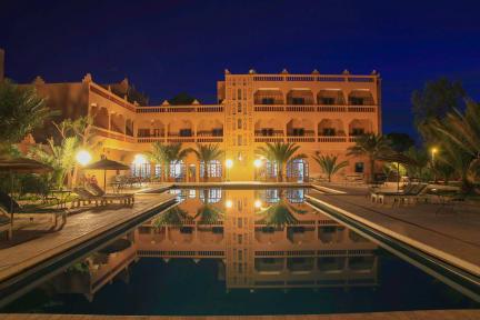 Hotel La Perle du Draa照片