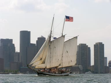 Foton av Liberty Fleet of Tall Ships