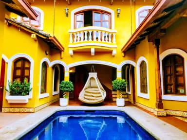 Fotografias de Casa del Agua