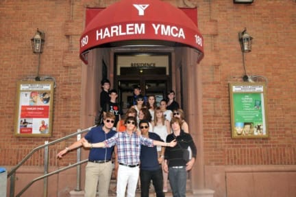 Photos of Harlem YMCA