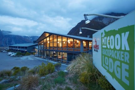 Fotky Mt Cook Lodge & Motels