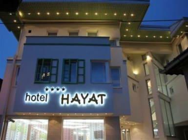 Fotky Hotel Hayat-Sarajevo
