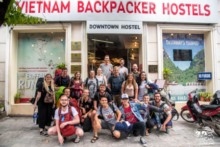 Foto's van Hanoi Vietnam Backpacker Hostels Downtown