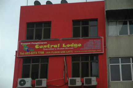 Fotky Central Lodge