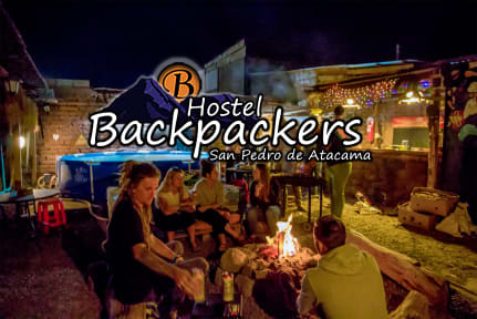 Foton av Backpackers San Pedro