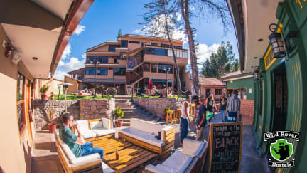 Photos of Wild Rover Hostel Cusco