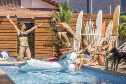 Foto di Beds on Bohio Hostel & Surf School