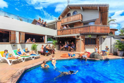 Kuvia paikasta: Aquarius Backpackers Byron Bay