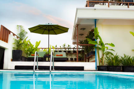 Fotky Cheathata CTA Hotel Siem Reap