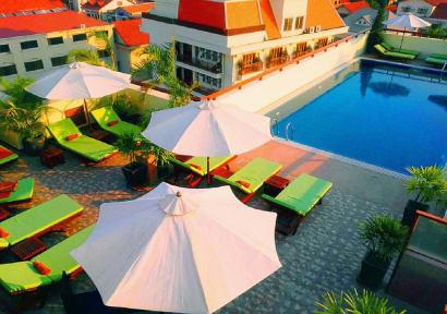 Billeder af Cheathata CTA Hotel Siem Reap