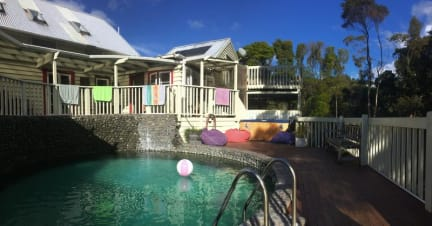 Foton av Hekerua Lodge Backpackers