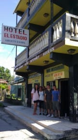 Фотографии Hostel El Estadio
