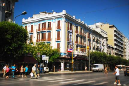 Fotky Hotel Kastoria - Thessaloniki
