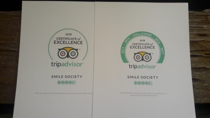 Photos de Smile Society