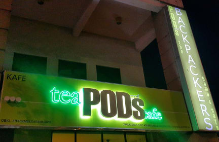PODs The Backpackers Home & Cafe照片