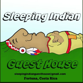 Foto di The Sleeping Indian Guesthouse