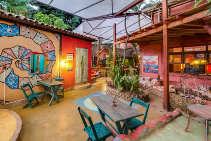 Mais que Nada Hostel & Patio-Barの写真