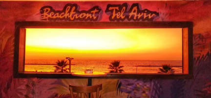 Tel Aviv Beachfront Hostel照片