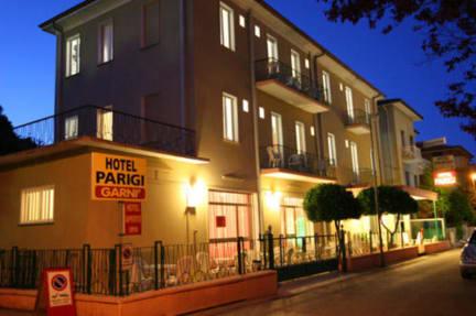 Foton av Hotel Parigi