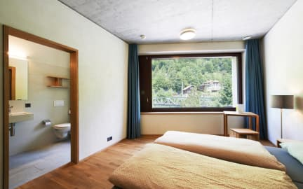 Fotky Youthhostel Interlaken